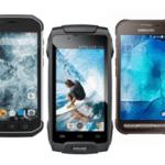 Najlepšie odolné-outdoorové telefóny