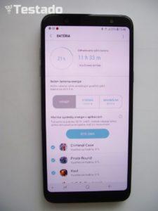 Samsung Galaxy A6+ Dual SIM - systém
