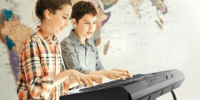 Najlepšie klávesy (keyboardy) – recenzie atipy pre rok 2019