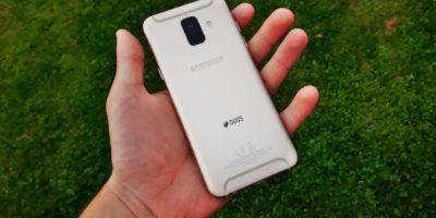 Recenzia Samsung Galaxy A6 (2018) Dual SIM