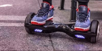 Najlepšie hoverboardy – Test, recenzie a porovnanie