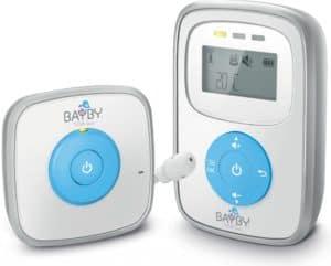 Recenzia BAYBY Digitálna audio opatrovateľka s LCD BBM 7010