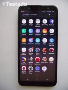 Recenzia Samsung Galaxy A6+ Dual SIM - design