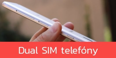 Najlepšie Dual SIM telefóny – JAR 2019
