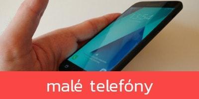 Najlepšie mobilné telefóny s malým displejom