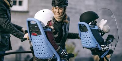 Najlepšie cyklosedačky a vozíky 2019 – Test a recenzie