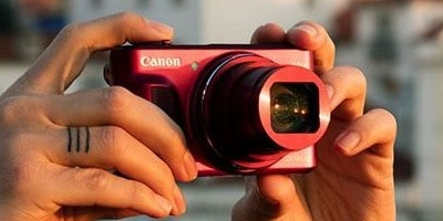 Najlepšie fotoaparáty Canon – test a recenzie 2021