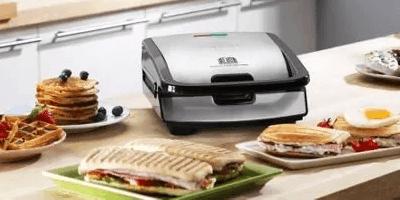 Najlepšie sendvičovače – Test, recenzie a porovnanie