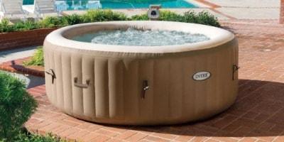 Najlepšie vírivé bazény – Test a porovnanie víriviek