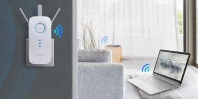 Najlepšie Wi-Fi extendery – Test a recenzie 2020