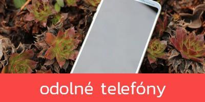 Najlepšie odolné/outdoorové telefóny – JAR 2019