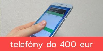 Najlepšie mobilné telefóny do 400 eur – zima 2020