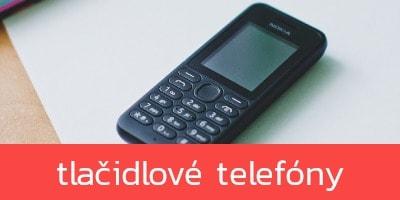 Najlepšie tlačidlové telefóny – zima 2020