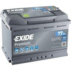 Exide Premium 12V 77Ah