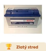 recenzia Bosch S4 12V 95Ah 800A 0 092 S40 130