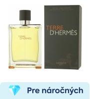 recenzia Hermès Terre D'Hermès parfém pánsky 200 ml