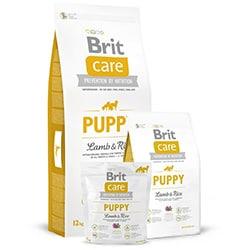 Brit Care Puppy Lamb & Rice 12 kg granule pre psov