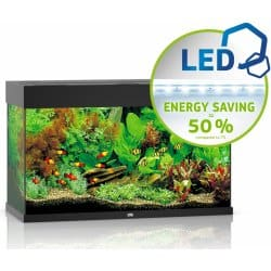 Recenzia Juwel akvarijní set Rio LED 125 černý 125 l