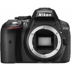 Nikon D5300 digitálna zrkadlovka