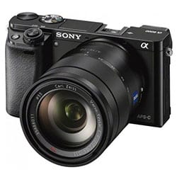 Sony Alpha A6000 digitálny fotoaparát
