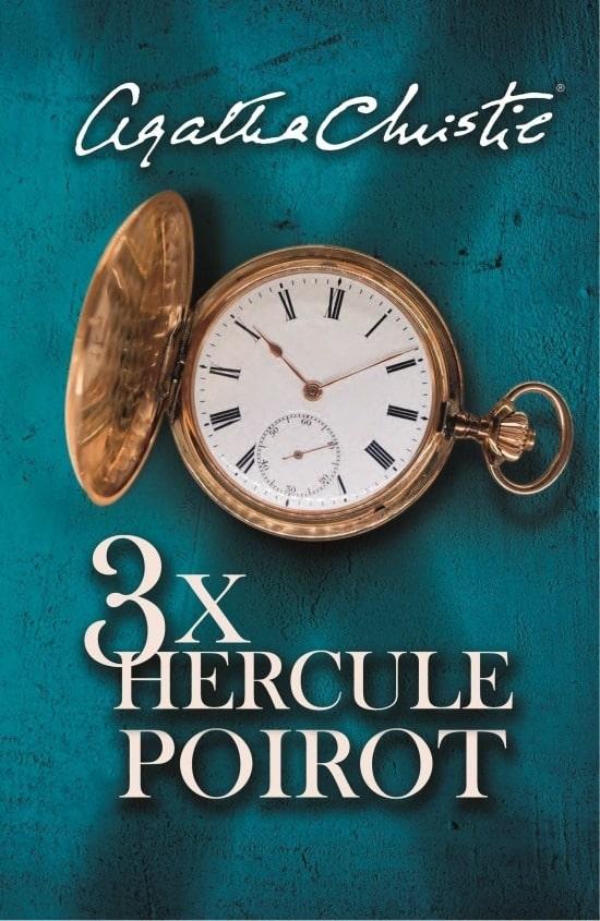 3x Hercule Poirot