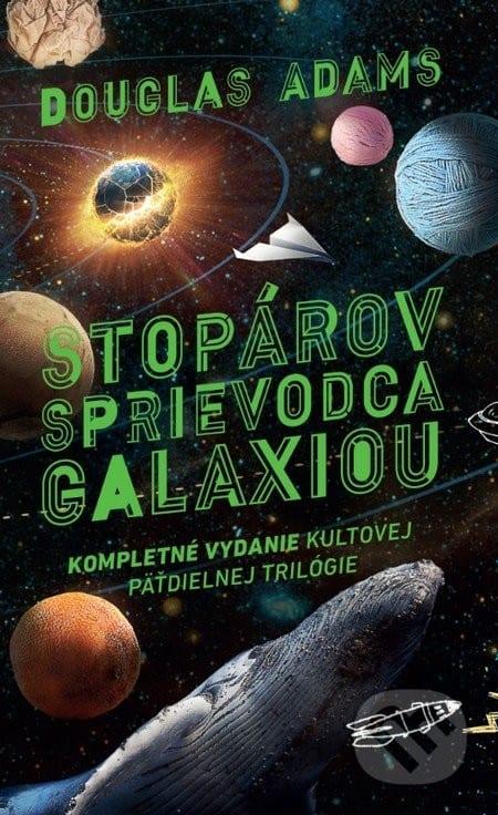 Stopárov sprievodca galaxiou