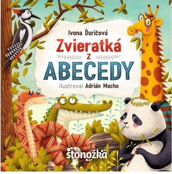 Zvieratká z abecedy