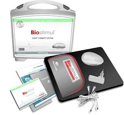 Biostimul Biolampa BS 303 kufrik
