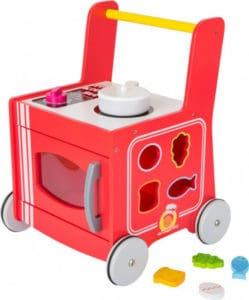 Drevené hračky pre najmenších