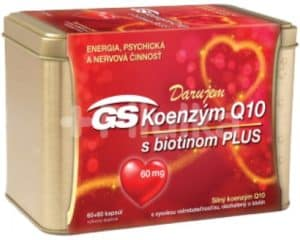 Vianočný balíček vitamínov