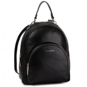 Čierny ruksak na každý deň