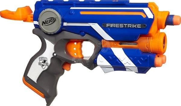 Detská zbraň NERF