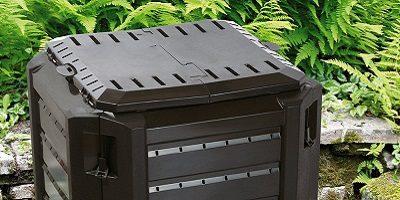 Najlepšie kompostéry – recenzie a tipy na rok 2020