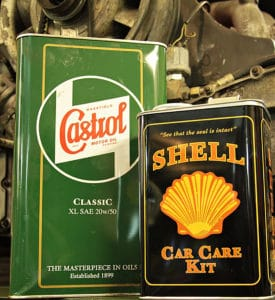 Motorové oleje recenzie