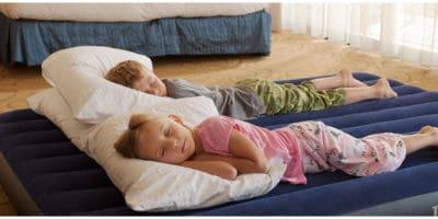 Najlepšie nafukovacie postele – recenzie – ako vybrať ako vybrať ten správny nafukovací matrac