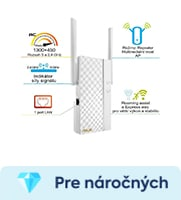 Wi-Fi extender Asus RP-AC66