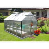 Najlepšie záhradné skleníky, fóliovníky a pareniská