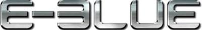E-Blue logo