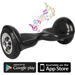 Hoverboard Carbon