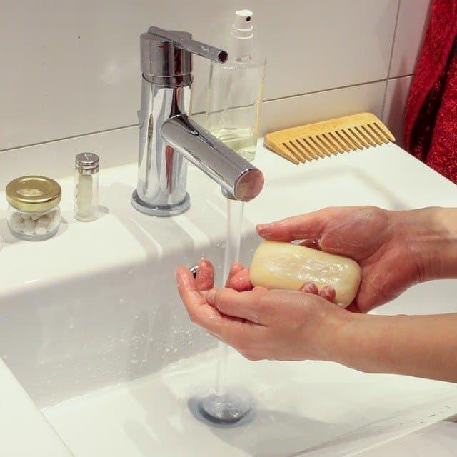 Správne umývanie rukov