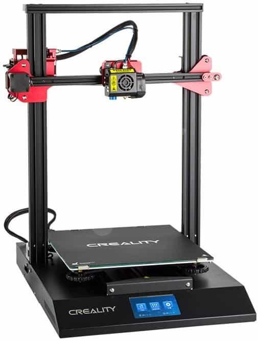 Porovnanie 3D tlačiarní Creality CR 10S Pro