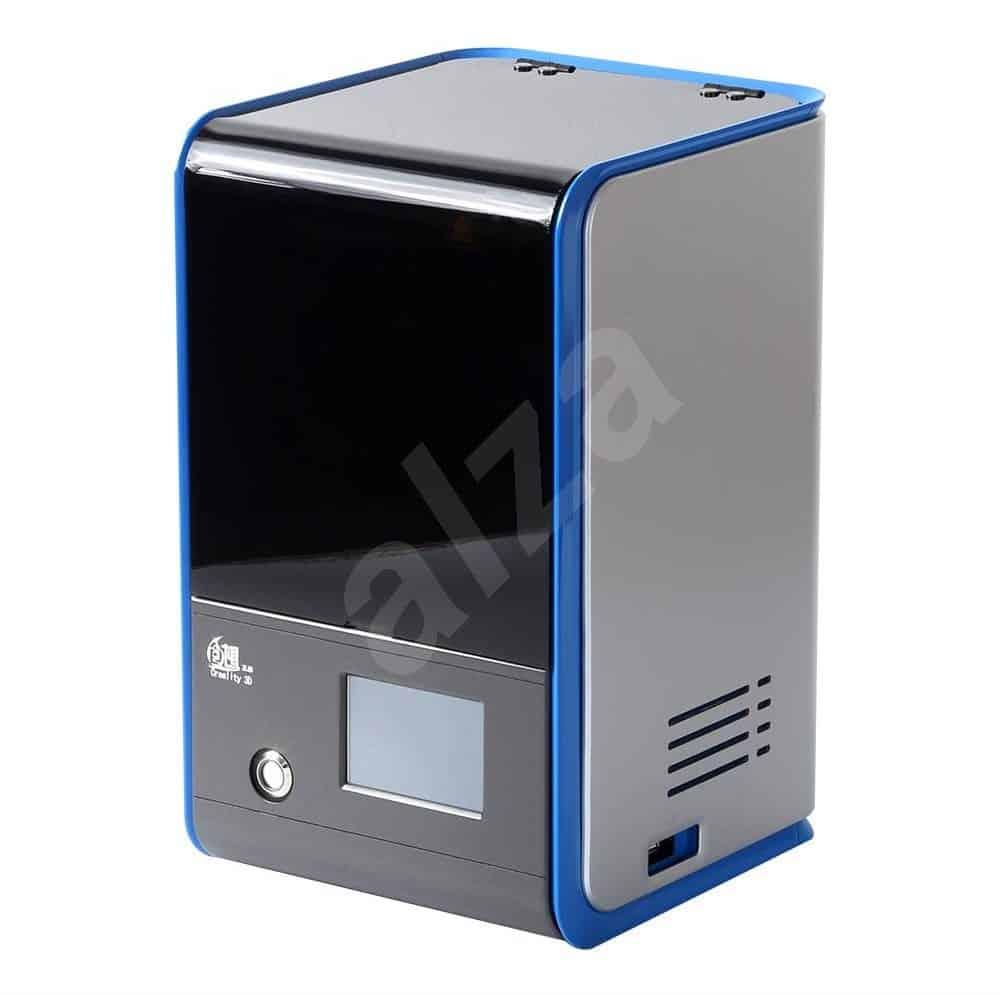 Creality LCD-001 porovnanie 3D tlačiarní