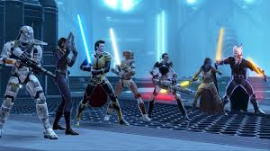 Star Wars recenzia hry The Old Republic