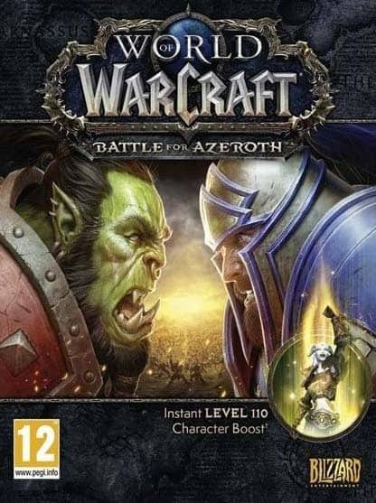 MMORPG hry Warcraft