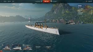 World of warshisp mmorpg recenzia hry