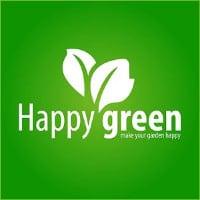 happy green logo