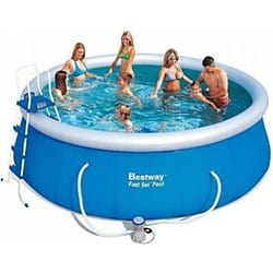 Bestway Fast Set 457 x 122 cm 57289 samonosný bazén