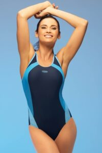 Jednodielne plavky Alinka