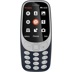 Nokia 3310 recenzia