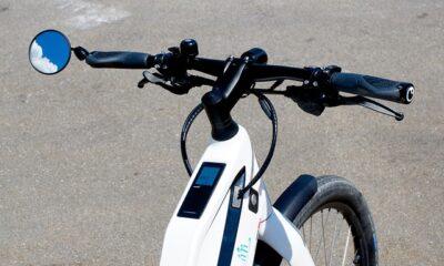 Elektrobicykel ovládací panel